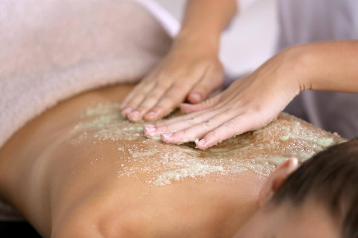 Peeling Massage Lüneburg