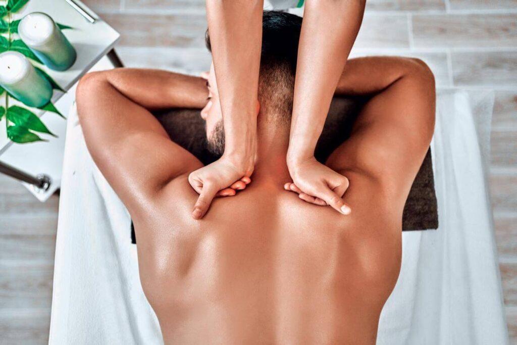 Deep Tissue Massage Lüneburg