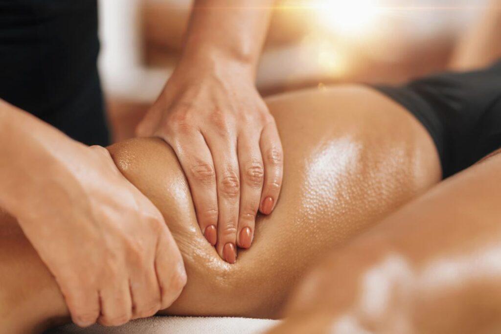 Lymphdrainage Massage im Thai Massage Studio Lüneburg